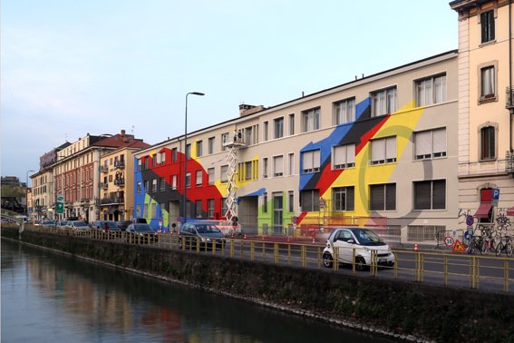 Sede OnyxAcademy Milano