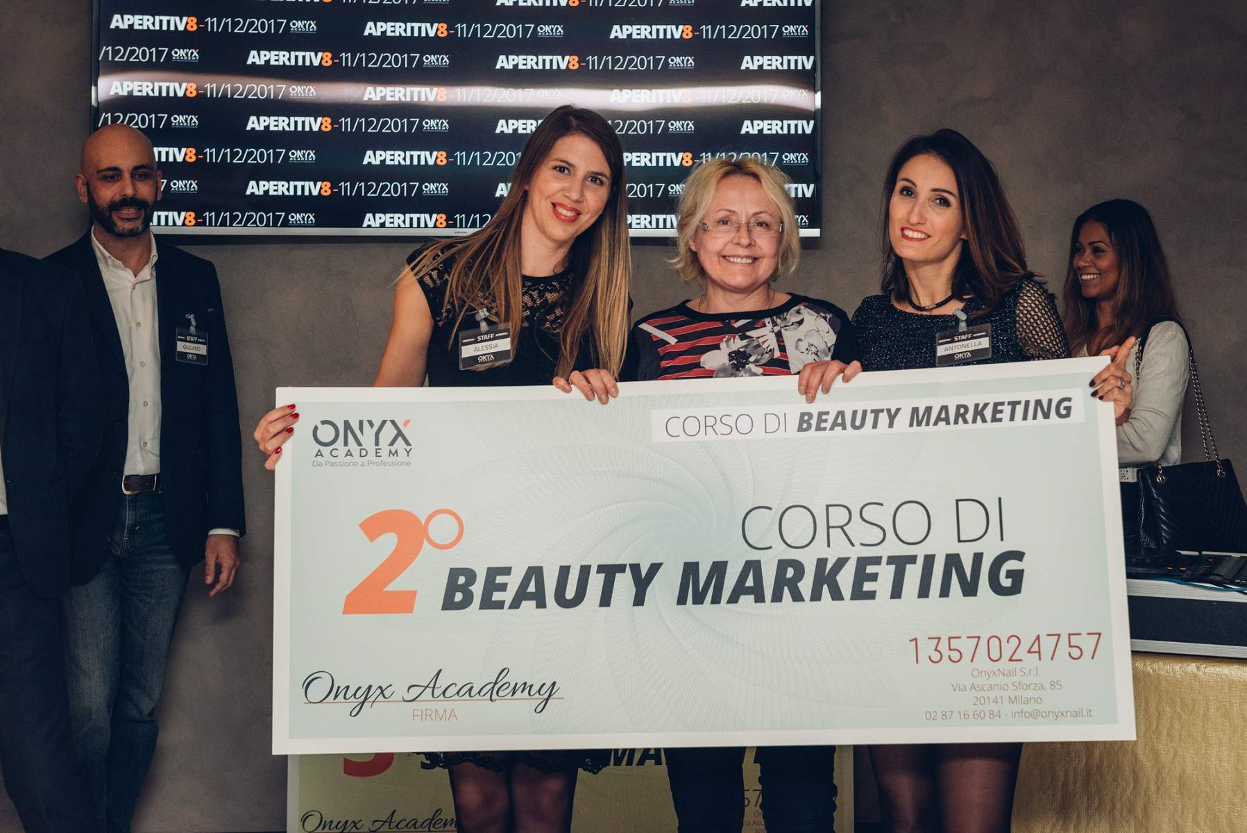 vincitore corso beauty marketing