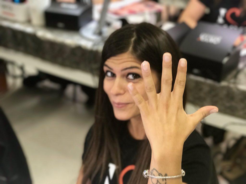 corso pratico ricostruzione unghie