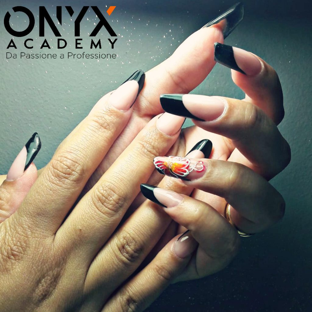 Unghie Gel French Tutte Le Ultime Tendenze Onyx Academy