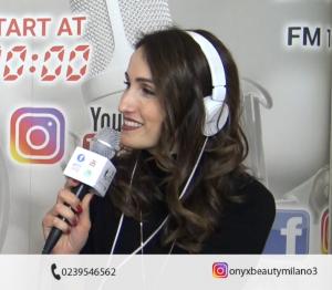 Intervista Antonella Radio Lombardia