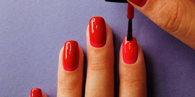 unghie semipermanente applicazione base