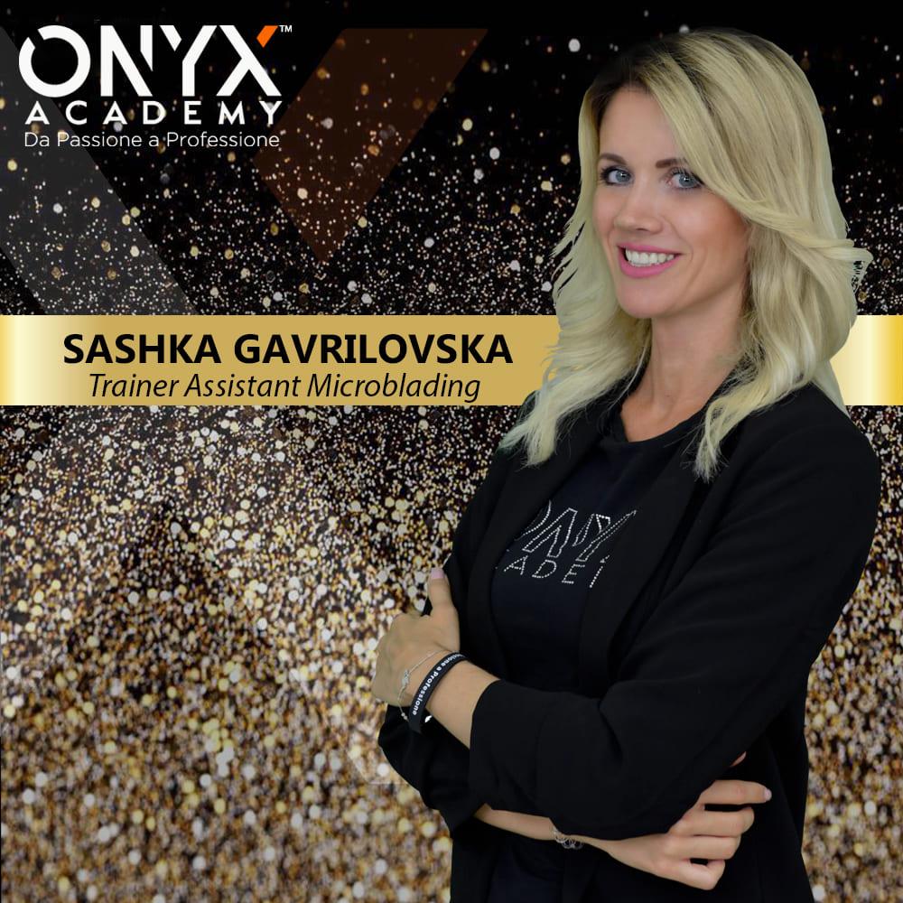 Sashka Gavrilovska