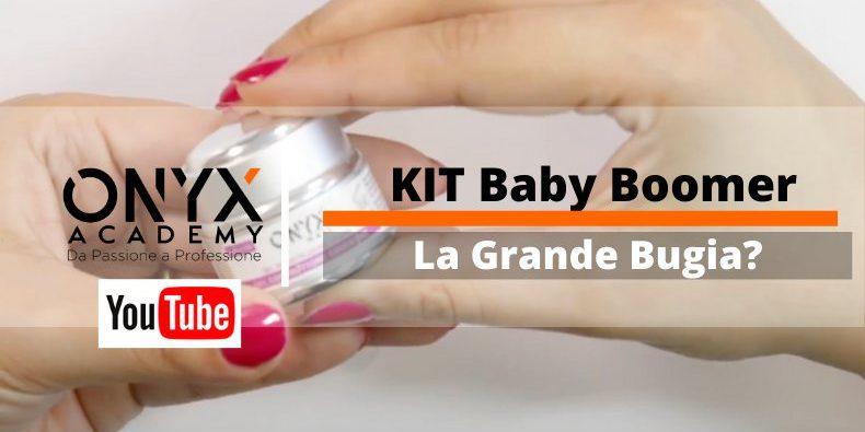 Baby Boomer Matte Full Set in 7 Min!! - YouTube