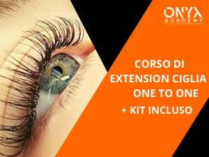 CORSO EXTENSION CIGLIA ONE TO ONE