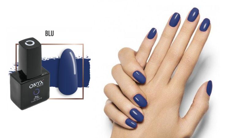 unghie-smalto-blu