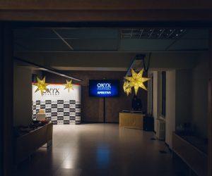 Salone OnyxAcademy - Aperitiv8